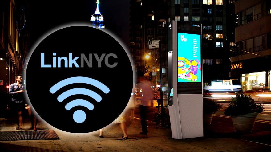 Free Wifi Nyc Map.Linknyc Monetizing Free Gigabit City Wi Fi The Secret Sauce